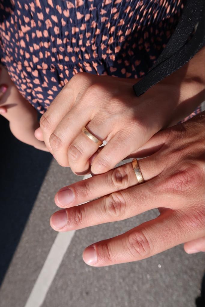 hand ringe